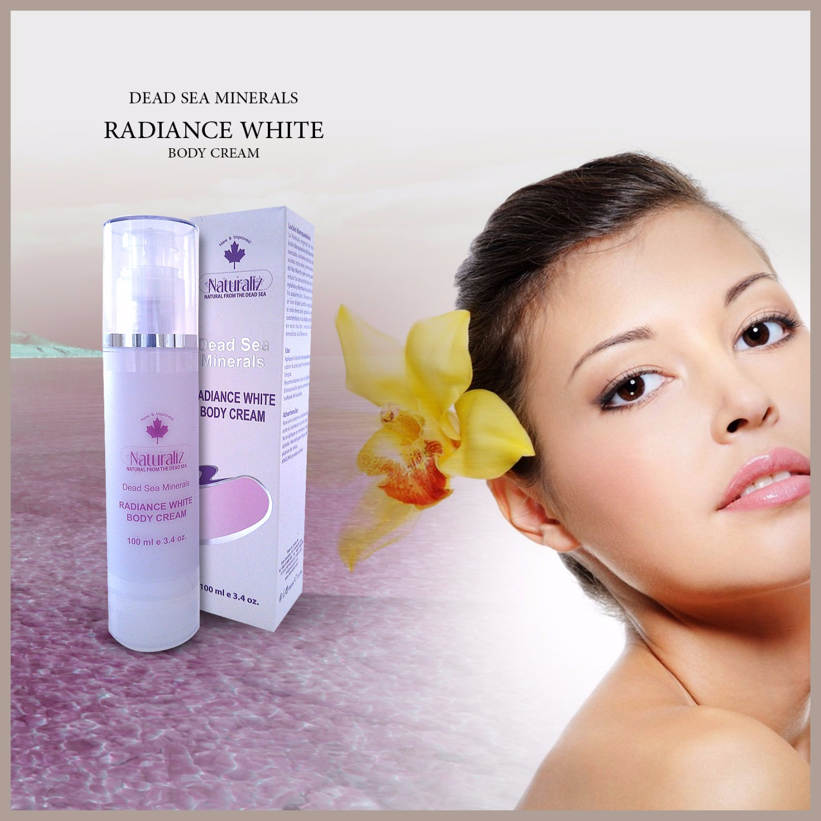 Radiance White Body Cream